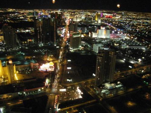 Acclimatisation in Las Vegas